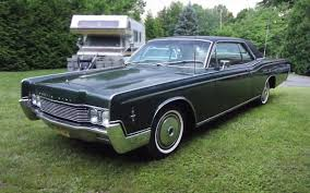 Warts And All: 1966 Lincoln Continental Coupe