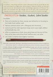 Ticked Off Checklists For Teachers Students School Leaders