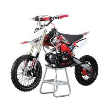 m2r racing kxf125 120cc 76cm red pit bike