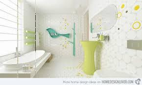 bathroom designs for kids. Bird Circle Bathroom Designs For Kids I