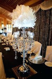 diy chandelier centerpiece vintage feather sphere centerpiece diy chandelier vase