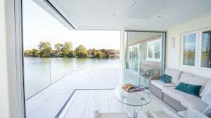with cero minimal frame sliding glass doors