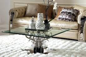 glass table decor glass coffee table decor luxury glass table decorating ideas