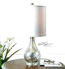 pottery barn glass lamp silver chandelier shades pottery barn glass lamps antique mercury table lamp from pottery barn glass lamp