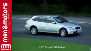2001 Lexus IS300 Review - YouTube