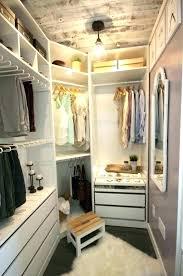 narrow walk in closet ideas walk in closet organization ideas small walk in closet organization ideas