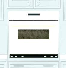wall oven play measuring for a new monogram manual ge f9 error code