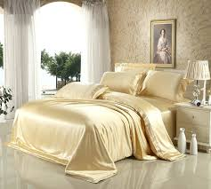 polka dot blue brown and white duvet cover 100 mulberry silk bedding 4 pieces set beige white wine