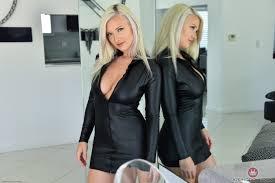 Black vs blondes amateurs