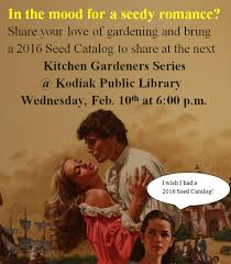 Kitchen Gardeners Kitchen Gardeners City Of Kodiak Alaska