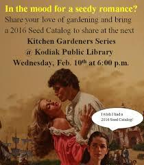 Kitchen Gardeners Kitchen Gardeners City Of Kodiak Alaska