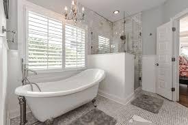 clawfoot tub bathroom ideas. Traditional Master Bathroom With Clawfoot Bathtub Amp Penny Tub Ideas H