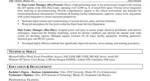 Data Center Manager Resumes Well Liked Data Center Manager Resume Sf02 Documentaries For Change