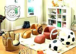 baseball chair kids baseball chair and ottoman bed furniture row hours for s glove baseball stadium baseball chair