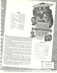 Driftwood (1947) - IMDb