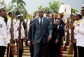 Haiti's president assassinated in ...