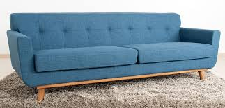 scandi style furniture. Spiers Sofa Blue Scandi Style Furniture E