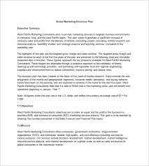 example of a business plan sample business plan business plan sample pdf designproposalexample