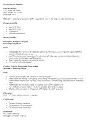 Sample Resume For Quality Control Sample Resume Of Quality Control