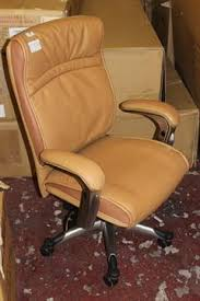 Office chairs john lewis Aeron Auction Date Ibidder John Lewis Morgan Tan Leather Gas Lift Swivel Office Chair Rrp