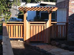 Fence Gate Arbor Designs Grand Outside Pergola Gates With Wooden Fence Ideas As Well
