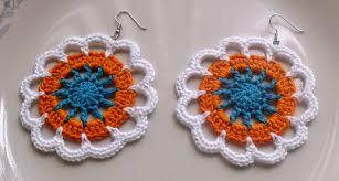 Crochet Earring Patterns