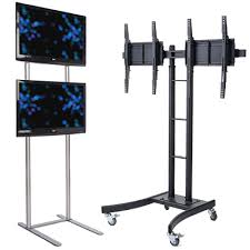 Commercial Tv Display Stands Monitor Stands Universal Flat Screen TV Mounts 2