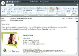 Outlook Mac Email Template Mail Signature Template Online Free Email Templates Format