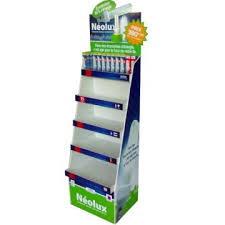 In Store Display Stands