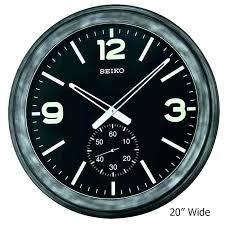lighted outdoor clock illuminated wall clocks large wall clock lighted outdoor wall clock 24 inch outdoor