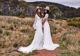 Grace Loves Lace Wedding Dresses  Rustic Wedding ChicCountry Western Style Bridesmaid Dresses