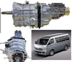 China Toyota 4 Speed Manual Gearbox - China Toyota Hiace 3y Engine ...