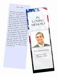 Funeral Prayer Cards Funeral Prayer Cards Template Lovely 52 New Free Printable Memorial