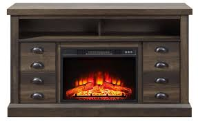 better homes and gardens farmhouse fireplace tv stand only 200