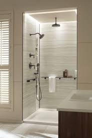 Tile For Bathroom Shower Walls 25 Best Ideas About Shower Tiles On Pinterest Large Tile Shower