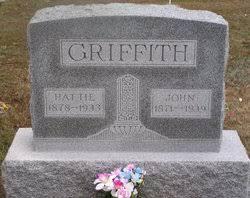 "Harriet K. ""Hattie"" McElravy Griffith (1878-1933) - Find A Grave Memorial"