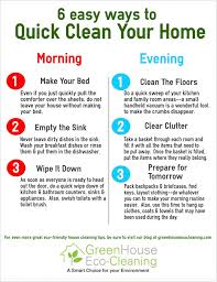 6 Daily Cleaning Routine Musts
