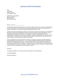 Great Standard Business Letters Format Images >> Gallery Of Business ...