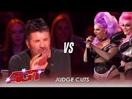 drag queen singers get into nasty fight
