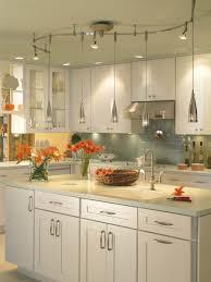 illuma flex track lighting installed in a kitchen from progress lighting