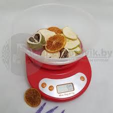 <b>Весы</b> кухонные электронные с чашей Feilite KE-1, нагрузка до 5 ...
