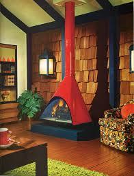 retro fireplace fireplace ideas