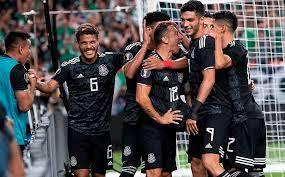 Diego lainez asistió y el delantero del nápoli definió a los 72'. Copa Oro 2019 La Seleccion De Mexico Ya Esta En Charlotte