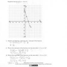 pleasing graphing a linear function students are asked to graph solving quadratic equations by and factoring