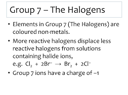 The Periodic Table organising elements into groups - ppt video ...