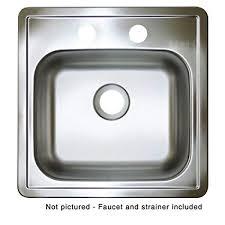 franke bar sink. Simple Bar Franke USA Square Stainless Steel Topmount Bar Sink LFBS602NKIT Inside E