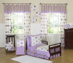 Purple Curtains For Girls Bedroom Brown And Blue Polka Dot Curtains