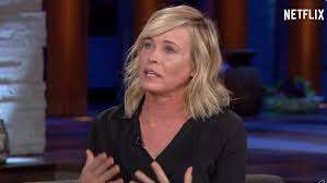 blunt force truth chelsea handler tweet of sarah sanders make up parody draws outrage video