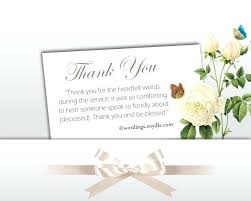 Funeral Words For Cards Interesting Sympathy Thank You Notes To Coworkers Funeral Greeting Cards