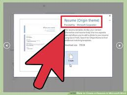 Best Solutions Of How To Find Resume Templates On Microsoft Word